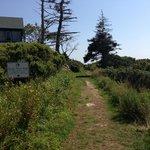 Ocean Point walk