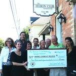 Huron Club Helps Hospice