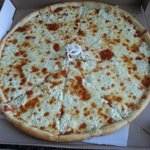White Pizza