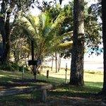 Adams Beach Camping Ground