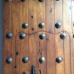 La puerta del museo, de admirarse desde ahí...