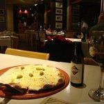 Pizza em La Barra