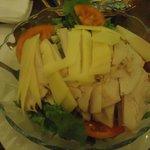 Julienne salad,so good!