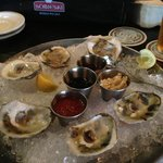 Oysters on the Half Shell - Then Quickly in One's Stomach