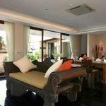 Three Bedroom Pool Villa - Dining Room