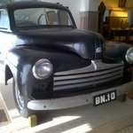 Special car, used by 1st President, Soekarno