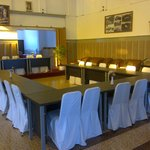 Meeting place, used by 1st President, Soekarno