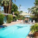Villa Rosa Inn pool