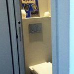 W.C. (toilet)