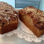 Baked fresh daily - stop in for some morning bread!