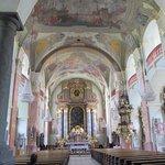 Church of St Egyd, Klangenfurt.