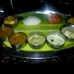 Complimentary Breakfast along with Dosa