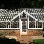 The awesome greenhouse!!!