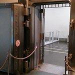 大金庫の入り口です