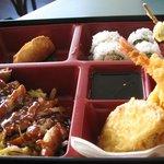 Chicken Bento Box