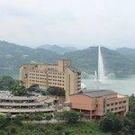 Photo de Cheongpung Lake Hotel