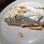 Gorgeous lemon pie