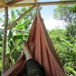 Relaxing…