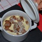 Bœuf cuisson basse température, servi en mode pot-au-feu, surprenant...