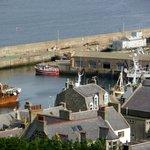 McDuff harbour