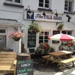 The Palk Arms
