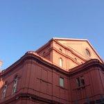 Teatro Petruzzelli, al lado del Oriente Hotel