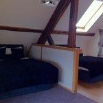 3 double bed bedroom (1st floor)