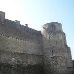 Château vu des douves