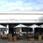 The Table Restaurant & Bar - outdoor seating