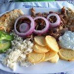 gyros piatto