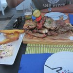 Mixed grill 2pers