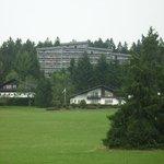 Das Hotel Haus Bayerwald
