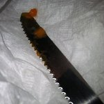 Sweet Potato Knife