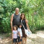 Family from Jordan