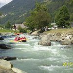 fiume noce rafting