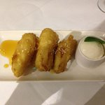 Banana fritters- need them again now