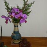 flowers in my room