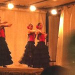 Spanish night at hotel with FLAMENCO -
