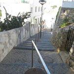 Dreaded steps