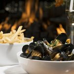 Coach House Brighton mussels