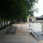 surf ranch skatepark
