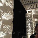 Luna dal tavolo