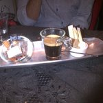 caffè e dolcezze provenzali