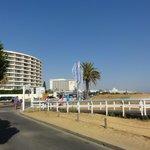 Les hotels en bord de plage