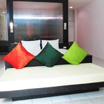 Superior Room with sofa @ Khun Chaweng Resort