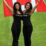 Flying the flag for Canada! a UK twist on the successful Shark Club brand in Canada!