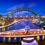 Newcastle's quayside, what a great city to be located in!