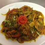 Syltheti Kybhari Chicken, it can be made upto your taste, hot or mild on Request