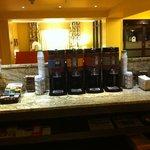 24hr coffee station