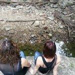 Dry falls but still a hidden gorgeous gem!